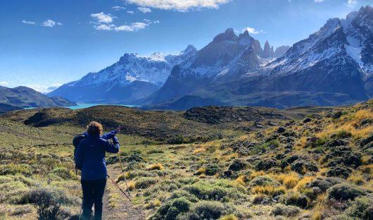 Patagonia Views by Peter Carlisle