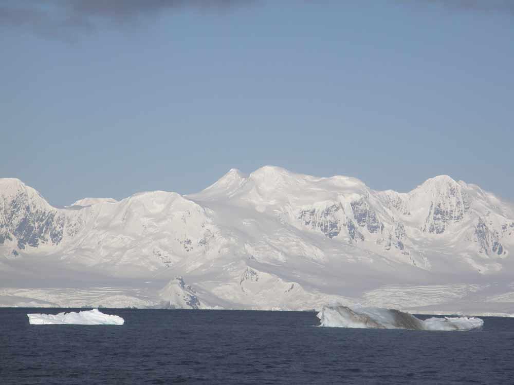 Antarctica by Diane Matthews