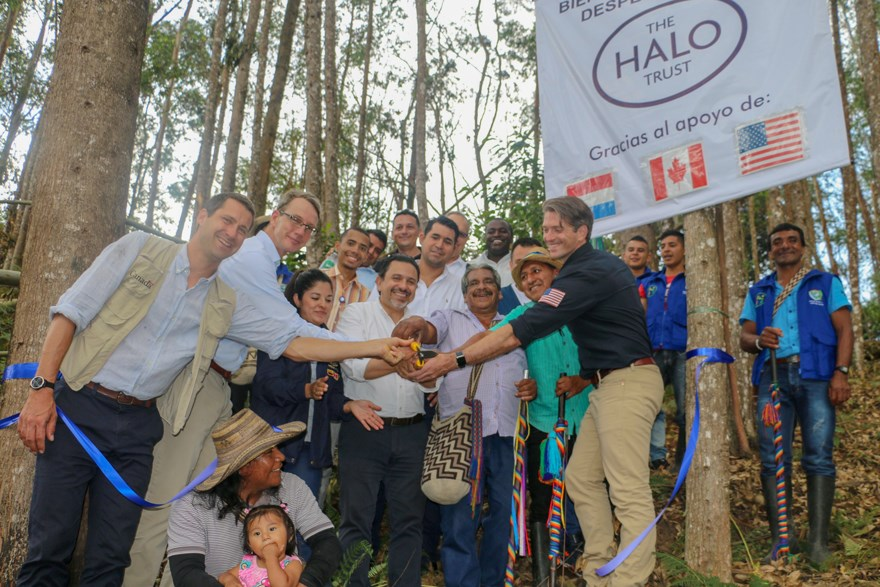 The Halo Trust Colombia