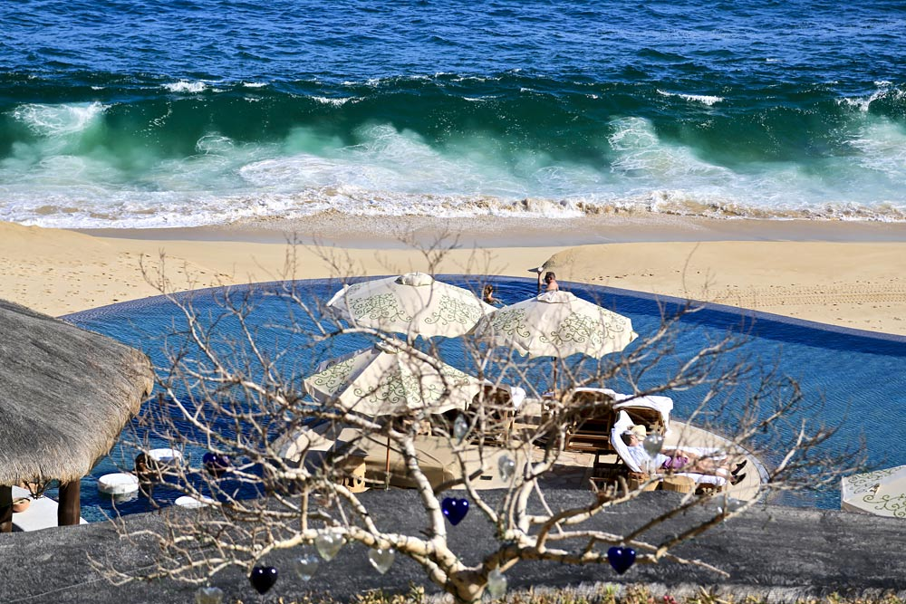 Beachside Resort by Mario Modica