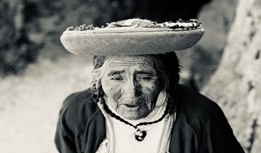 Local Lady by Mario Modica feature image size