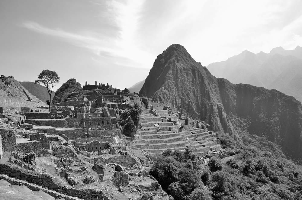 Machu Picchu by Richard Atkinson